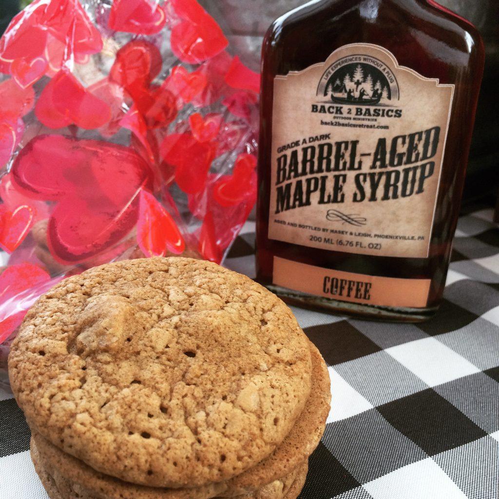 maple_walnut_cookies_coffee_bourbon_barrel_aged_maple_syrup