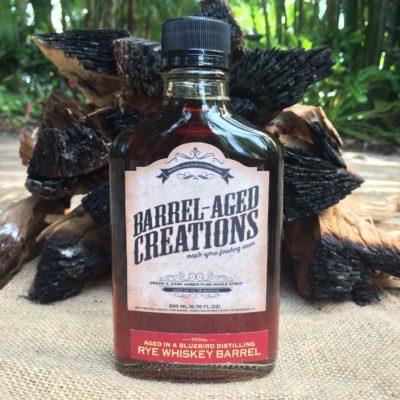 rye whiskey barrel aged maple syrup, 200ml flask, whiskey maple, maple whiskey, whiskey syrup, whiskey barrel syrup, whiskey barrel maple, whiskey barrel, barrel aged creations, gourmet maple syrup, barrel maple syrup, grade a maple syrup, dark amber, whiskey lover, food with whiskey, whiskey flavor, gourmet food, vegan, paleo, whiskey gifts, whiskey lover gift ideas, rye whiskey, rye syrup, whiskey rye syrup, whiskey finishing sauce, whiskey sauce, whiskey finish, finishing sauce, whiskey glaze